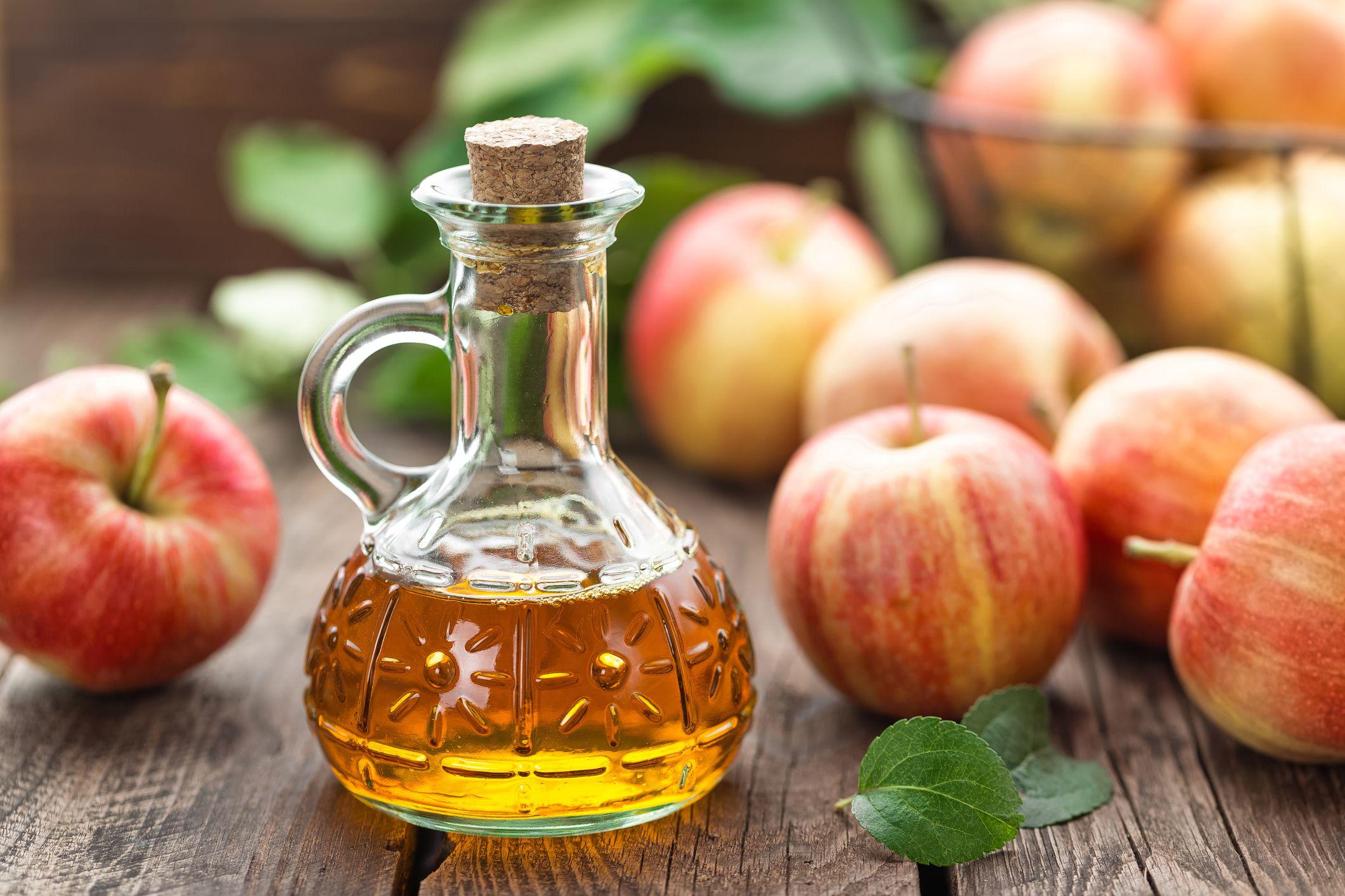 apple cider vinegar 4