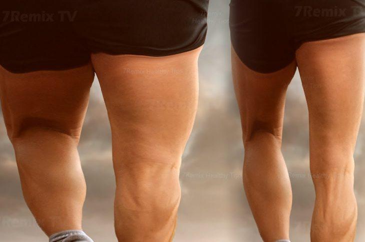 lose thigh fat men