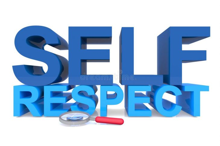 how to increase self-respect