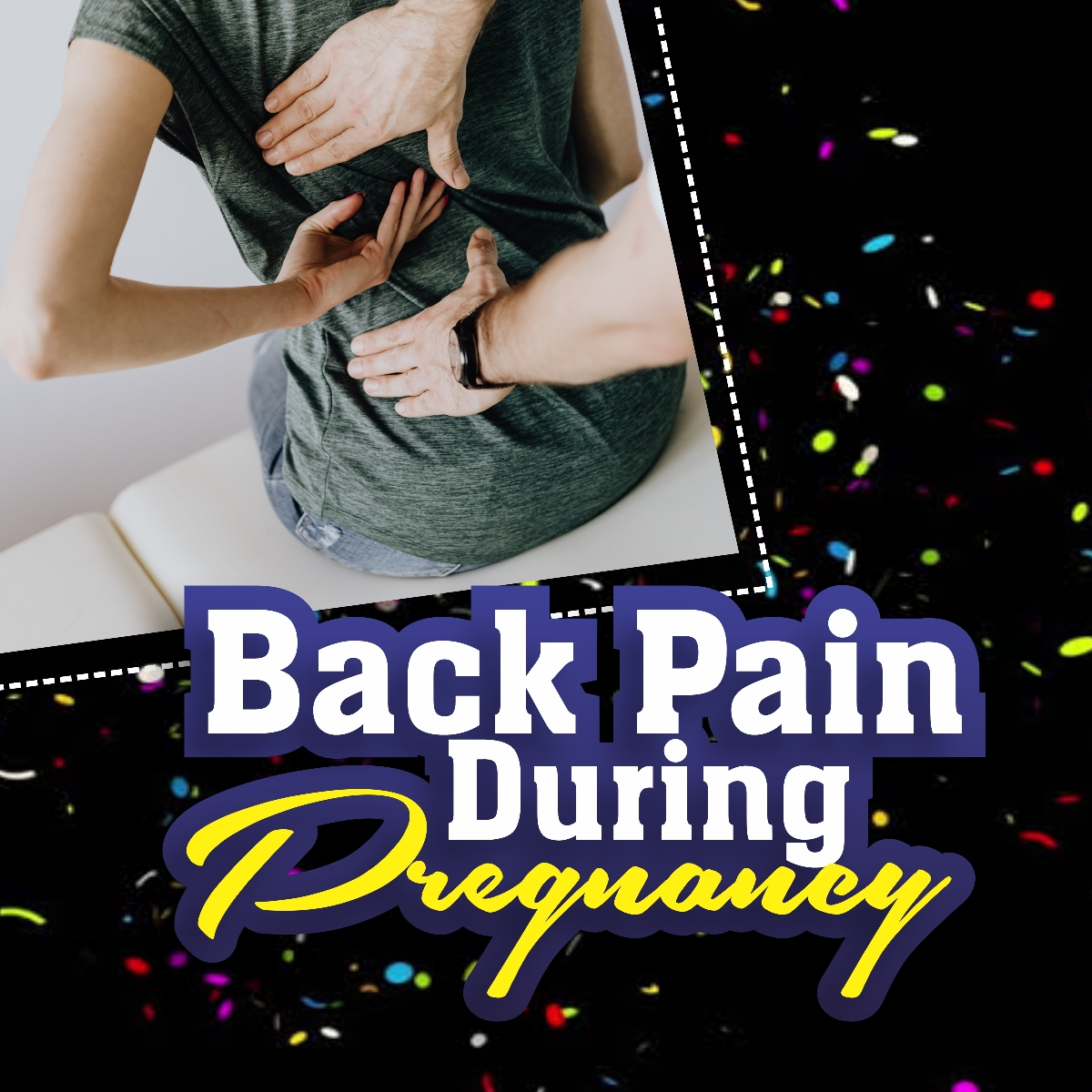 back pain during pregnancy 1