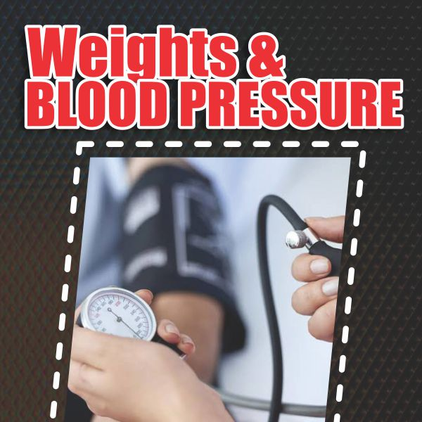 weight loss and blood pressure